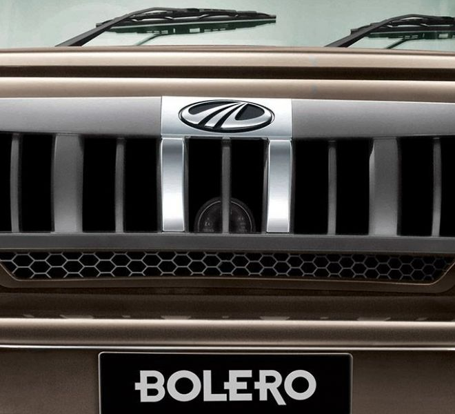 Automotive Mahindra Bolero Exterior-8