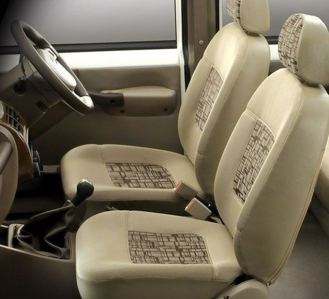 Automotive Mahindra Bolero Interior-9