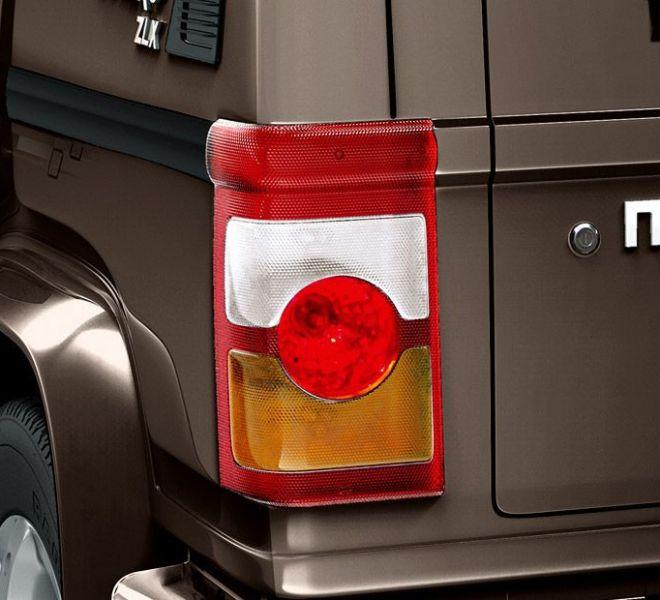 Automotive Mahindra Bolero Power Plus Exterior-5