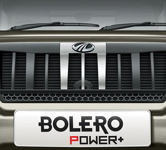 Automotive Mahindra Bolero Power Plus Exterior-8