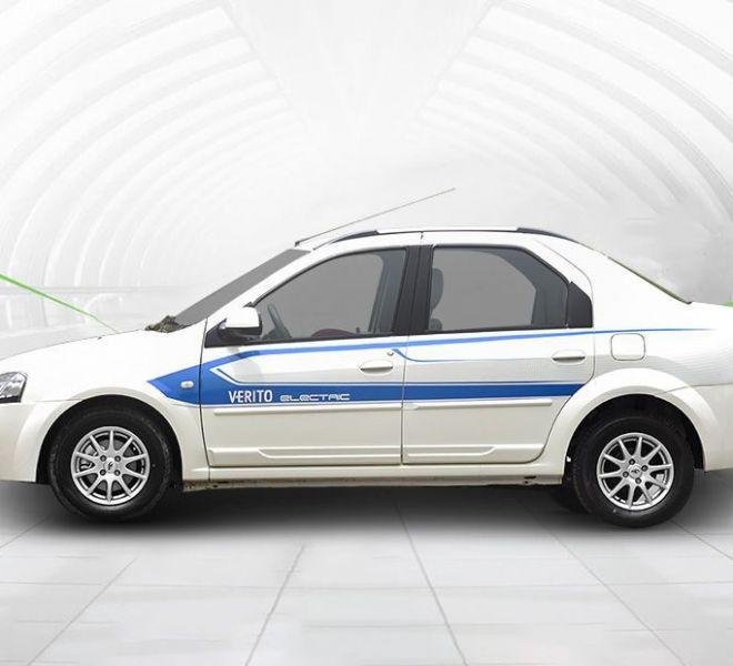 Automotive Mahindra E-Verito Exterior-2