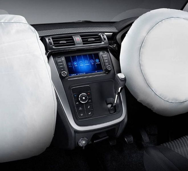Automotive Mahindra KUV 100 NXT Interior-8
