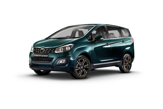 Automotive Mahindra Marazzo New Cars