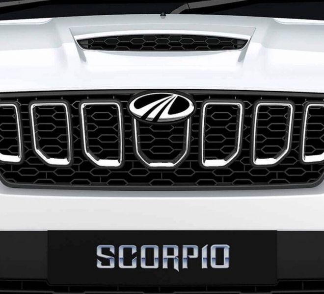 Automotive Mahindra Scorpio Exterior-12