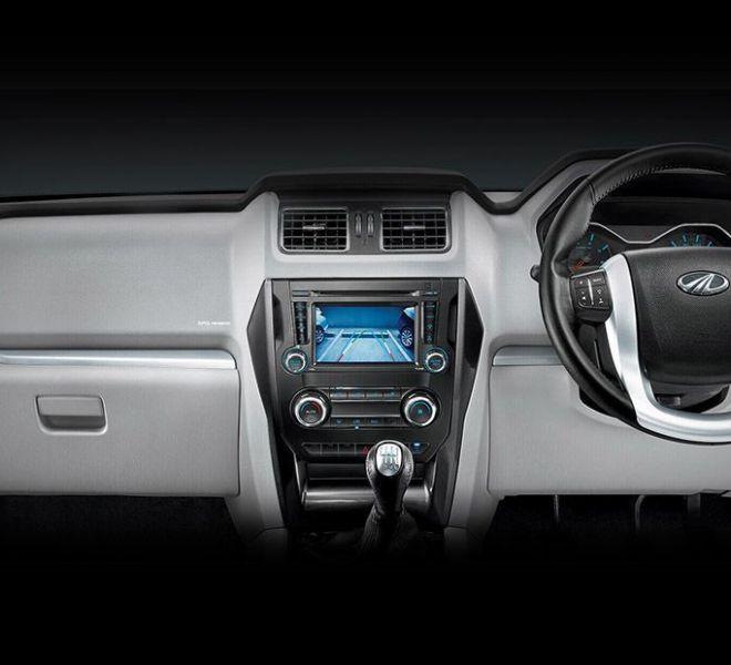 Automotive Mahindra Scorpio Interior-2