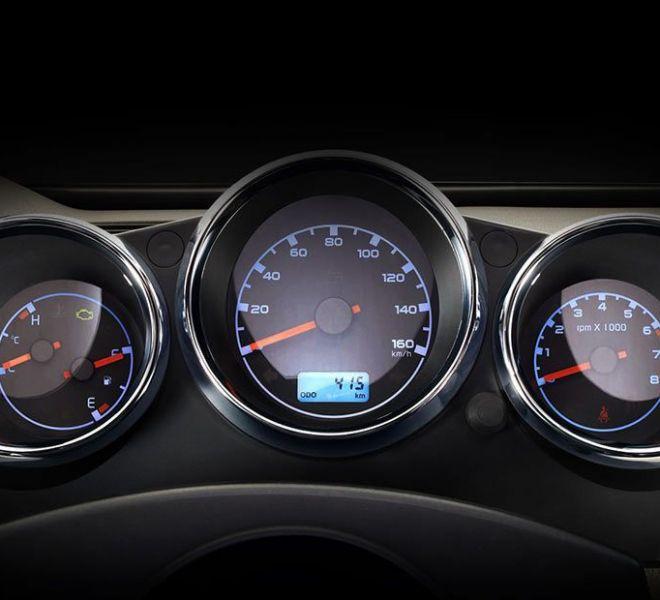 Automotive Mahindra Thar Interior-8