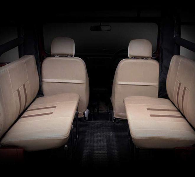 Automotive Mahindra Thar Interior-9