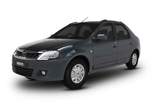 Automotive Mahindra Verito Dolphin Grey