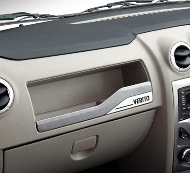 Automotive Mahindra Verito Interior-6