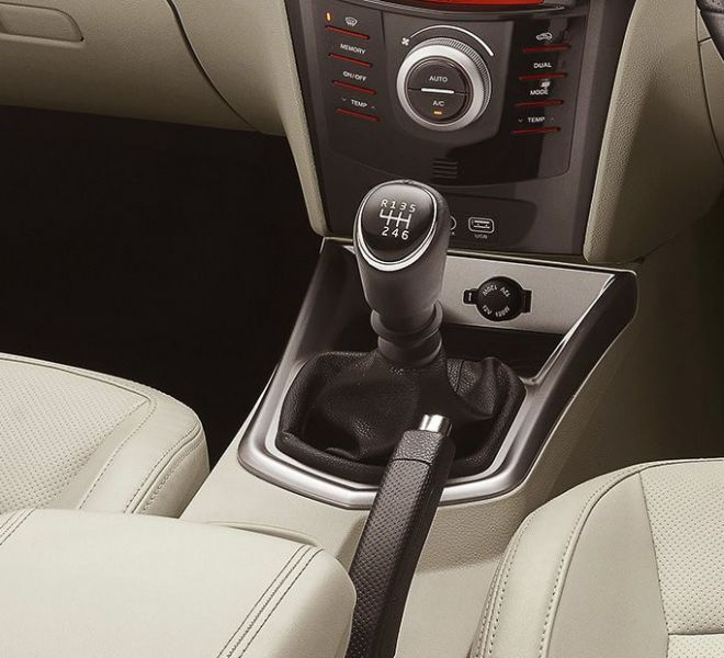 Automotive Mahindra XUV300 Interior-6