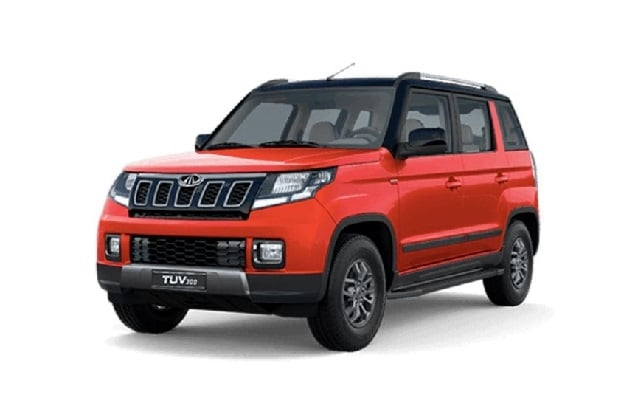 Automotive Mahindra TUV 300 Plus New Cars